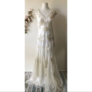 NWT Sue Wong Nocturne Wedding Gown